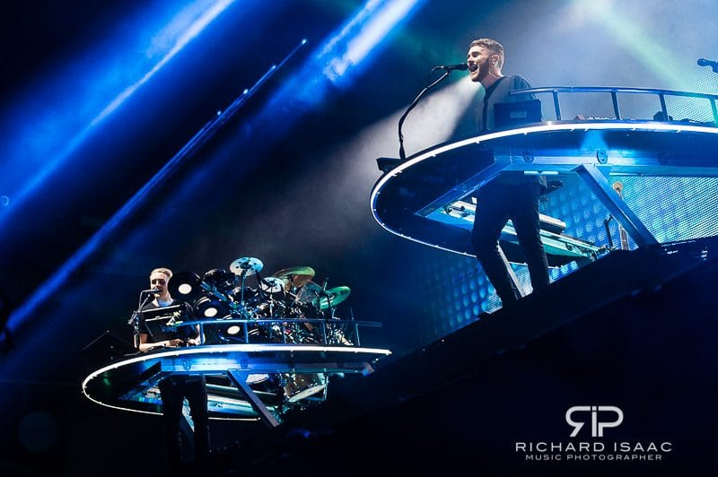 Disclosure live at Reading Festival 2016