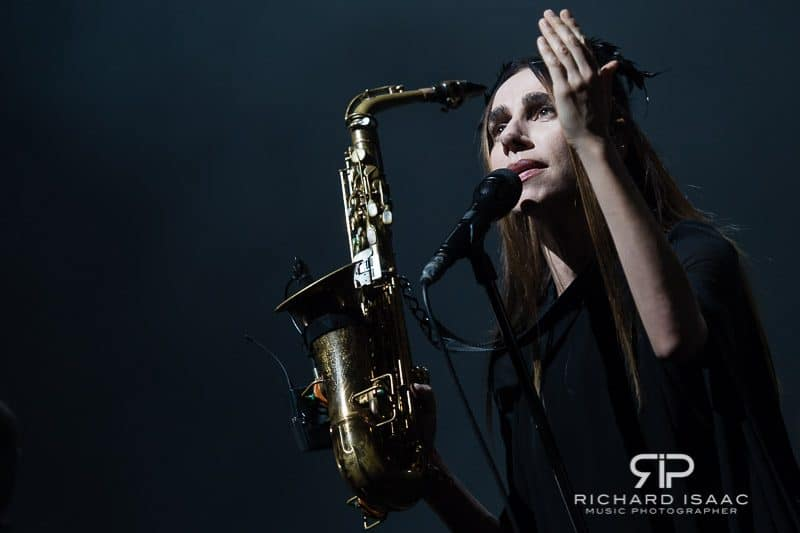 PJ Harvey live at O2 Academy Brixton, 30 October 2016
