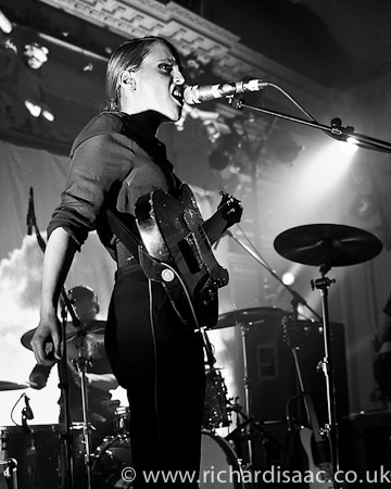 Anna Calvi live at Bush Hall, 27 April 2011