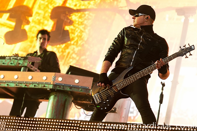 Pendulum live at SW4, 28 Aug 2011