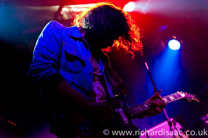 The War on Drugs live at Corsica Studios, 27 September 2011