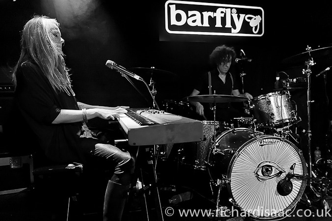 The Duke Spirit live at Barfly, 12 October 2011