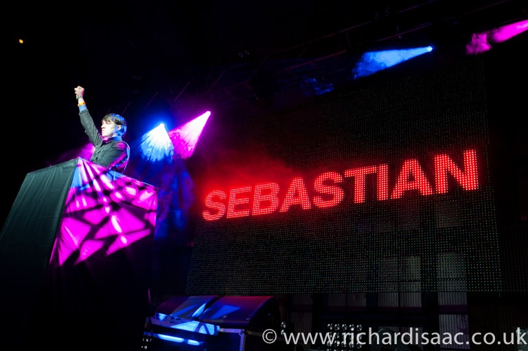 Sebastian at Together/Alexandra Palace, 26 Nov 2011