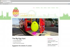 The Fabergé Big Egg Hunt - publicity & press work