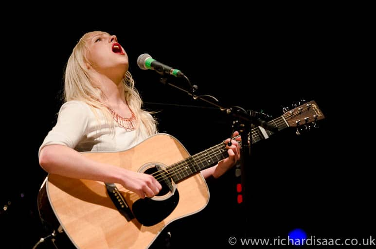Laura Marling live at Hammersmith Apollo, 7 March 2012