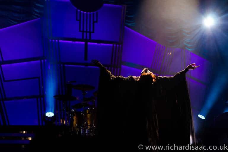 Florence and the Machine live at Alexandra Palace, 8 March 2012