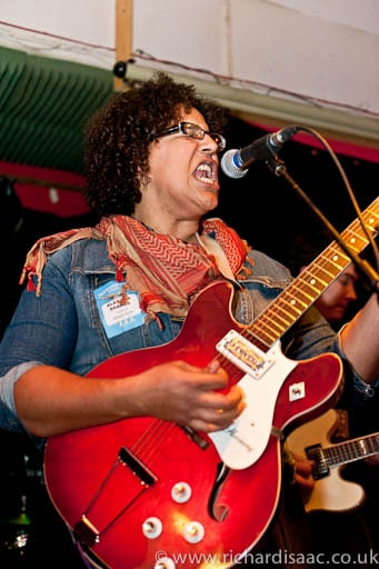 The Alabama Shakes live at The Boston Arms, 23 Feb 2012