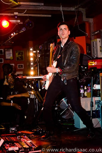 The Vaccines live at 100 Club Converse Gigs series, 4 April 2012
