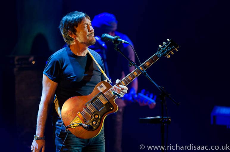 Chris Rea live at Hammersmith Apollo, 5 April 2012