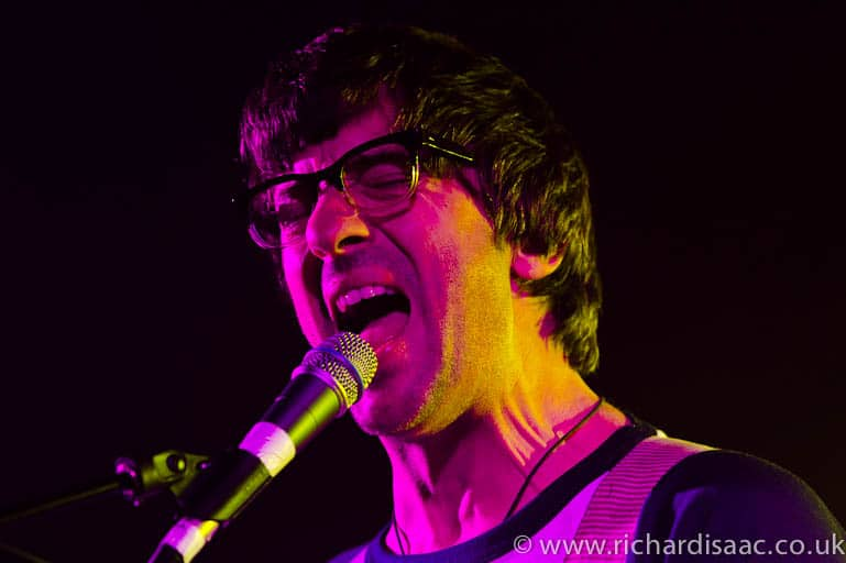 Graham Coxon live at O2 Academy Oxford