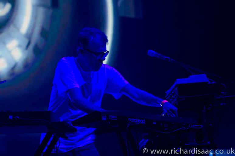 Leftfield live at Brixton Academy, 21 April 2012
