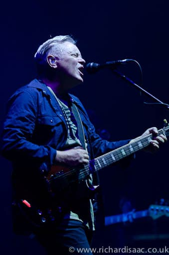 New Order live at O2 Academy Brixton, 3 May 2012