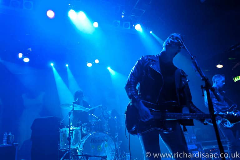 Glasvegas live at KOKO, The Camden Crawl – 6 May 2012