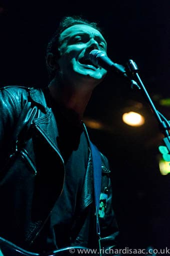 Glasvegas live at The Camden Crawl, 6 May 2012