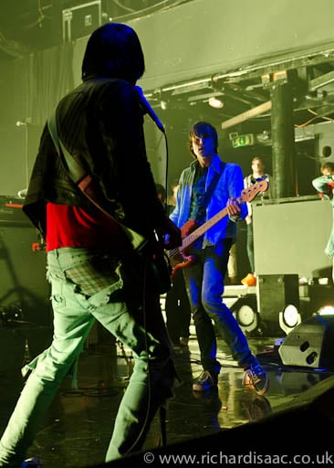The Cribs live at KOKO, The Camden Crawl – 6 May 2012