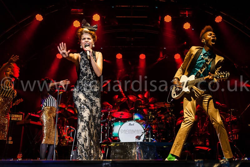 Paloma Faith live gig 17/07/12