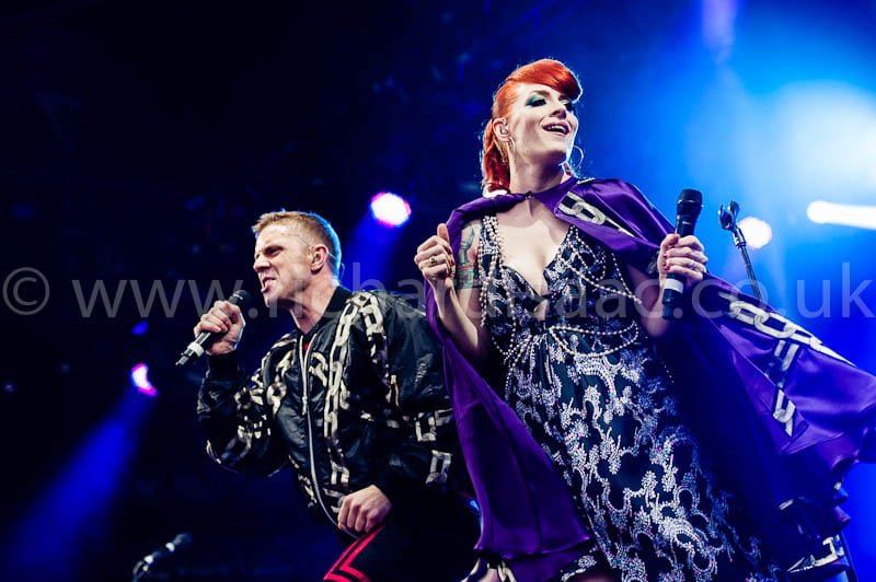 BT River of Music Scissor Sisters 21/07/12