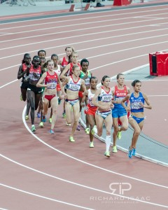 London 2012 Olympic Athletics