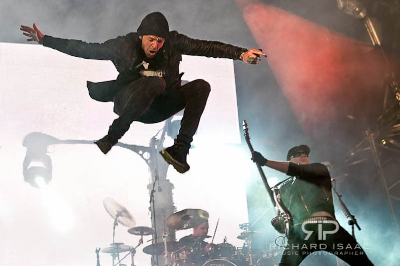 Pendulum live at SW4, 28/8/11