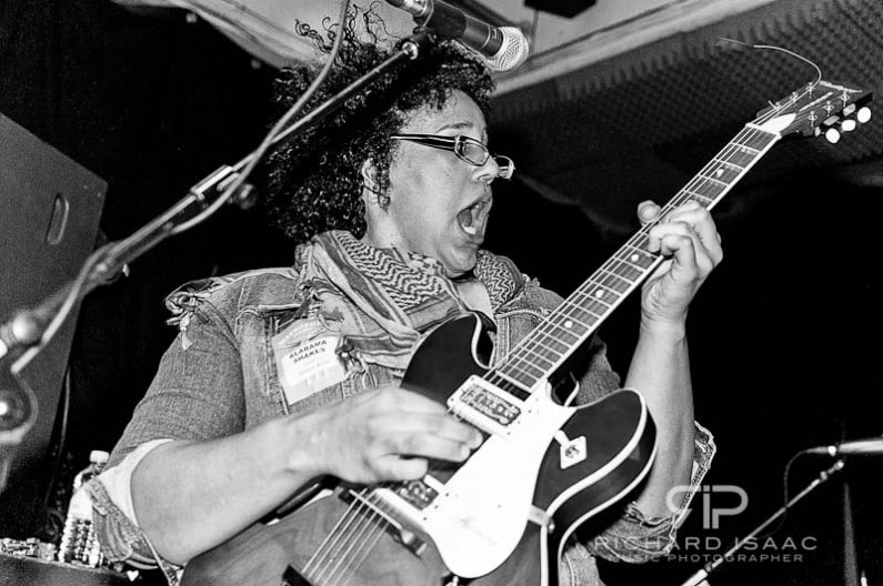 The Alabama Shakes live at the Boston Arms, 23/2/12