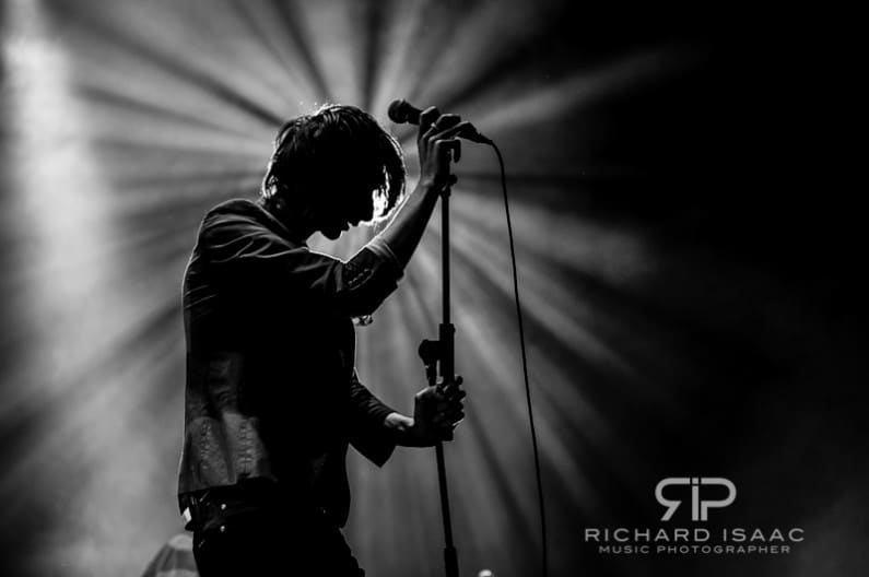 The Horrors live at Alexandra Palace 8/3/12