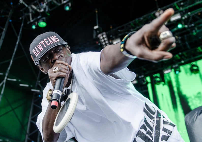 Public Enemy live at SW4, 26/8/12