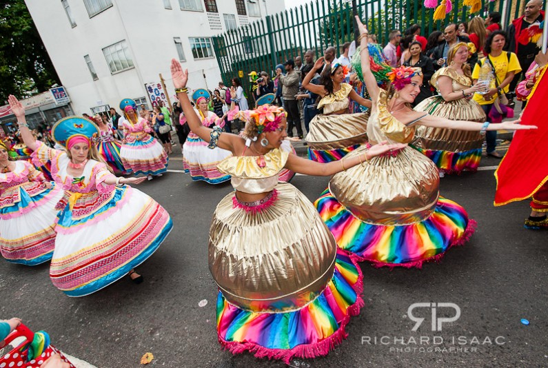 The 2012 Notting Hill Carnival