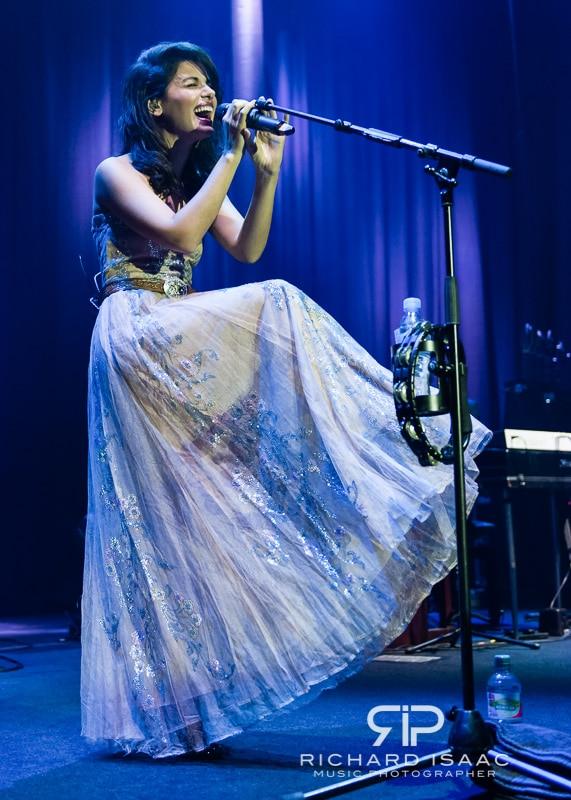 Katie Melua live at The Roundhouse, 2/10/13