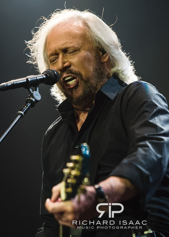 Barry Gibb, The O2 Arena 3 October 2013