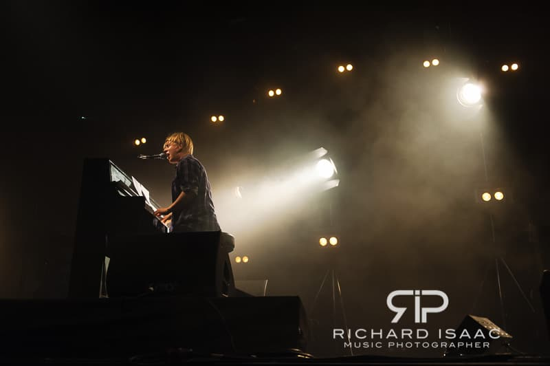 Tom Odell, Somerset House 17 July 2013
