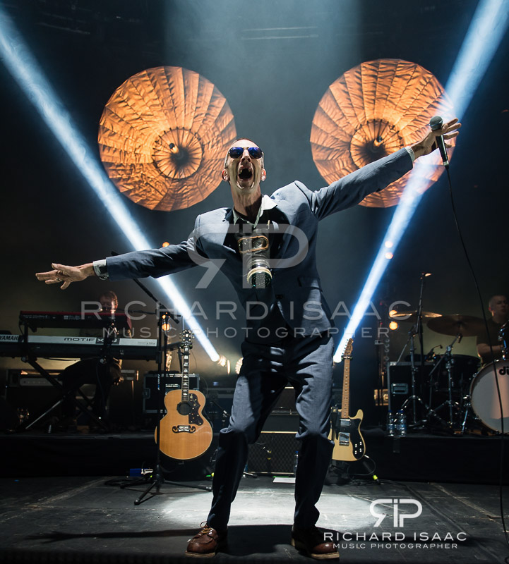 Richard Ashcroft live at the Roundhouse, 16 May 2016