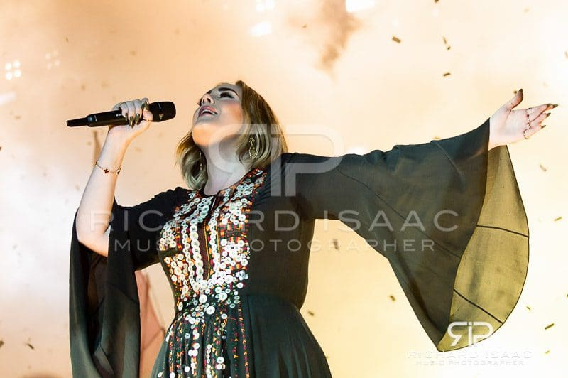 Adele live at Glastonbury 2016, 26 June 2016