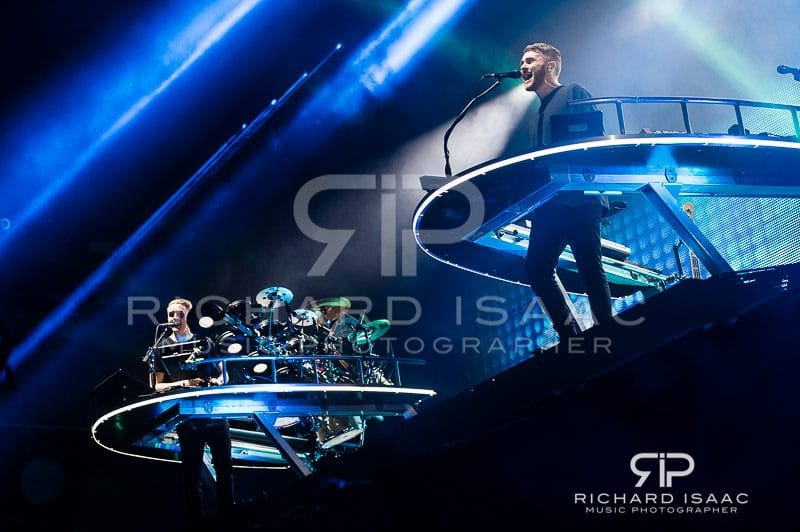 Disclosure live at Reading Festival 2016, 26 August 2016