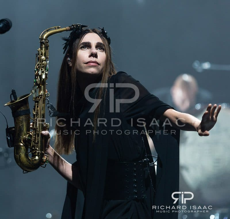 PJ Harvey live at Brixton Academy, 30 October 2016
