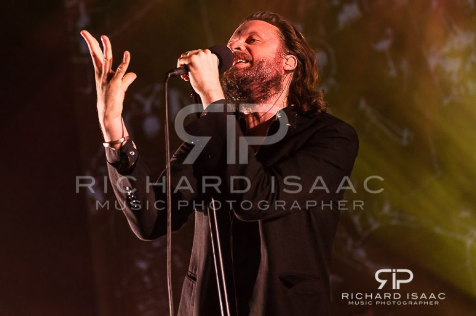 Father John Misty in concert at Eventim Apollo  in London, UK - 07 Nov 2017